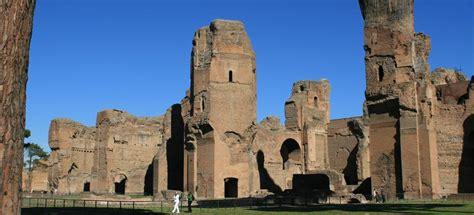 Terme Di Caracalla Ingresso by Terme Di Caracalla Roma Archaeological Tickets