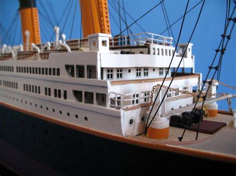 Buy RMS Titanic Model Cruise Ship 40 Inch - Wholesale Beach Decor