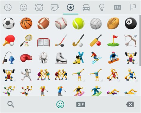 whatsapp introduces its own emoji set in the android beta v2 17 364 drippler apps