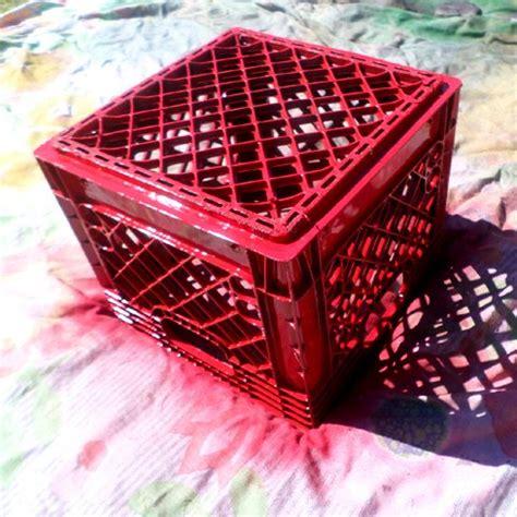 hometalk diy crate stools  toy storage