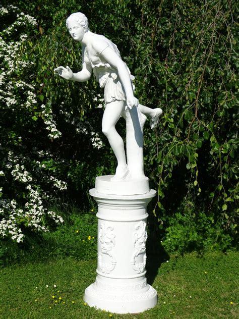 Antique French Statue Atalanta Statuary Holloways