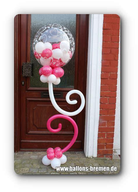 ballongeschenke zur hochzeit ballonkuenstler aus bremen