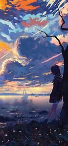 Painting, Anime, Phone, Wallpaper, 1080, U00d72340