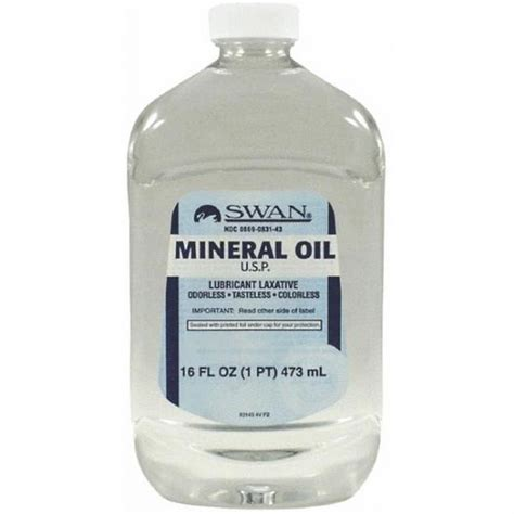 Mineral Oil By Cumberland Swan  Vijon, Inc Your