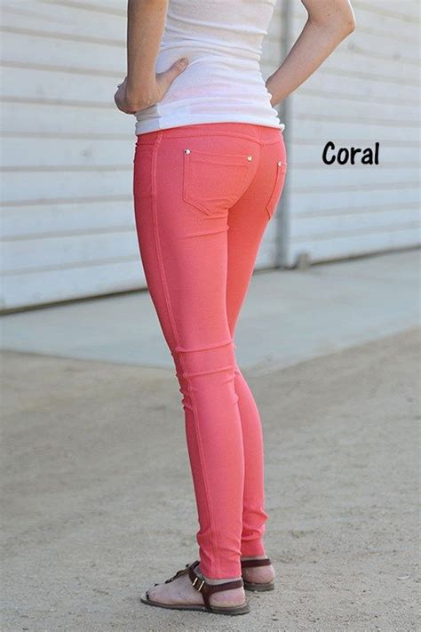 colored jeggings amazing colored jeggings s clothing colored