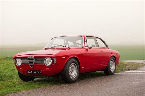 1967 Alfa Romeo Sprint Gt Veloce