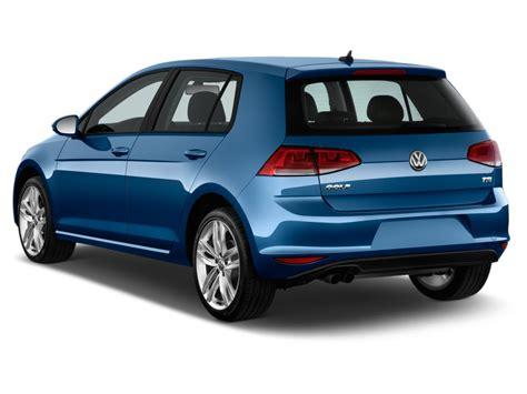 2016 Volkswagen Golf Tsi Sel by Image 2016 Volkswagen Golf 4 Door Hb Auto Tsi Sel Angular