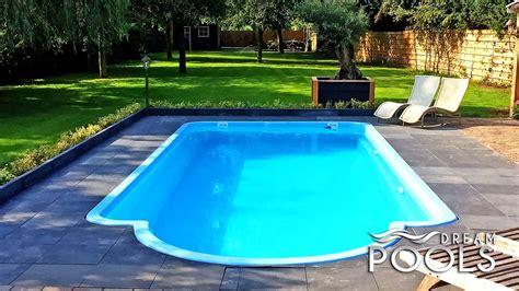 Dreampools  The Best Quality Fiberglass Pools