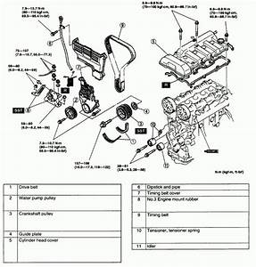 95 Mazda Protege Engine Diagram