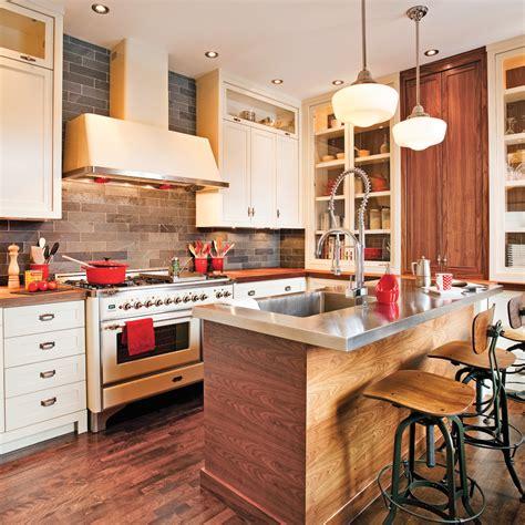 photo deco cuisine davaus cuisine blanche rustique chic avec des