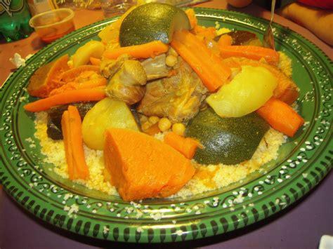 cuisine couscous traditionnel recette cuisine mariage franco marocain