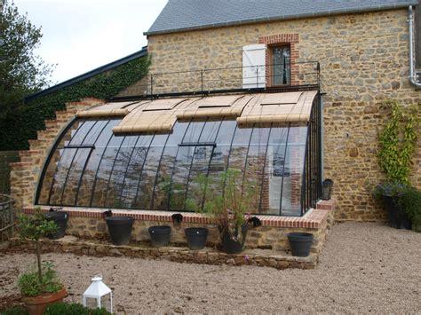 serre de jardin adoss 233 e au mur meilleur de serre adoss 195 e 195 une maison serre d antan basileek
