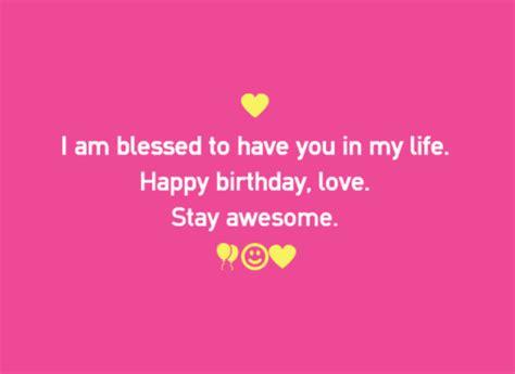 happy birthday quotes  wishes  boyfriend