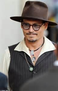 Johnny Depp 'jilts fans after Hollywood show taping... but ...