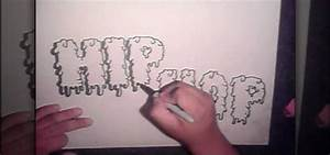 How to Draw cool graffiti letters, step-by-step « Graffiti ...
