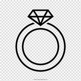 Anillo Ring Icon Colorear Para Drawing Coloring Rings Clipart Bodas Transparent Background Vector Earring Icons Clip Pagina Library Pngguru Kindpng sketch template