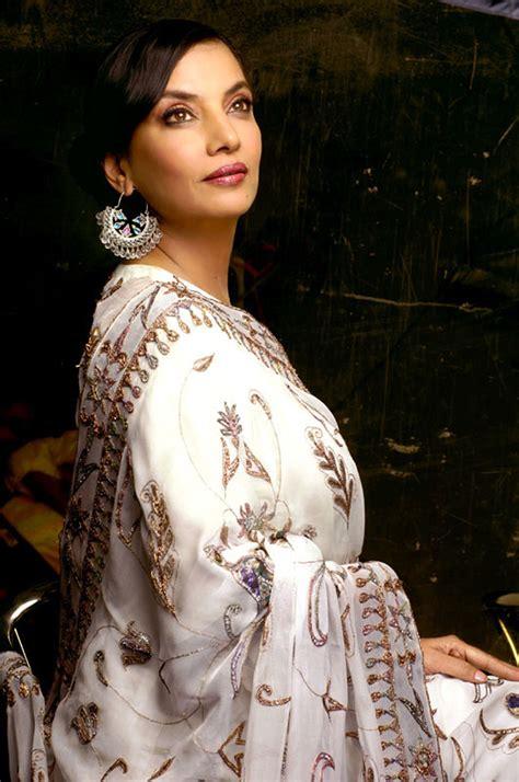 bollywood legend sabana azmi  wear pure elegance