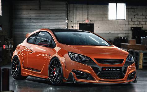 2015 Opel Astra Gtc Revenge Wallpaper