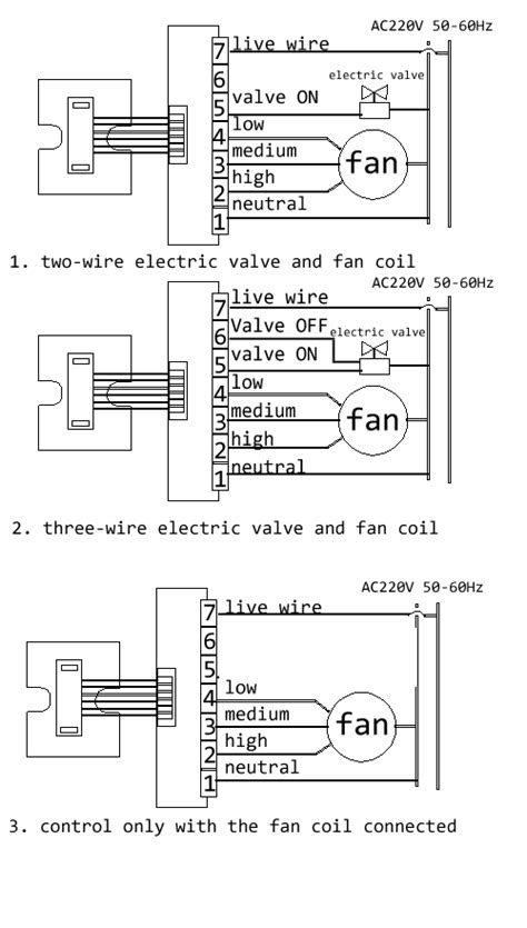 Different Ac Wiring Diagram by Air Conditioning How To Wire A C Thermostat Given