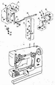 Kenmore Kenmore Sewing Machine Parts