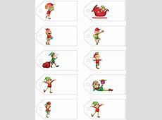 Personalised charity christmas cards newcalendar santas little gift to you free printable gift tags and labels letters from santa www negle Images