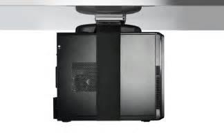 loop cpu under desk holder welnis