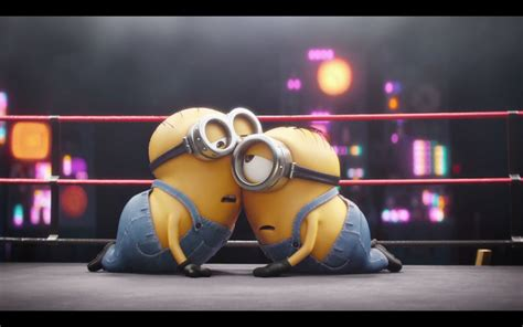 Minions Short Movie  The Competition