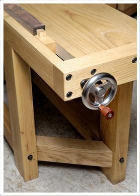 benchcrafted tail vise wood magazine