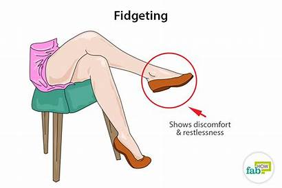 Language Read Fidgeting Tips Hands Fight Feet