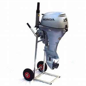 Outboard Engine Trolley And Stand