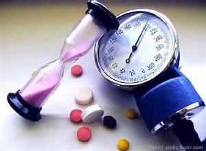 Схема лечения повышенного артериального давления