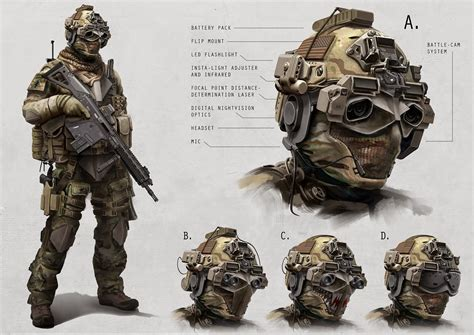 future military next big future alex jessup detailed future soldier