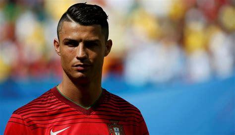 cristiano ronaldo world cup hairstyle  royal fashionist