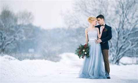 quand faire les photos de mariage mariage d hiver