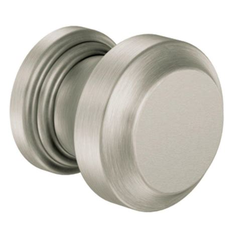 home depot cabinet knobs atlas homewares successi 1 in brushed nickel square