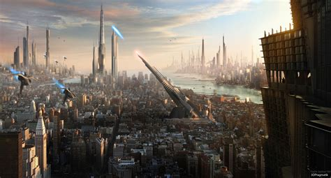 image future city wallpaper jpg oni fleet wiki