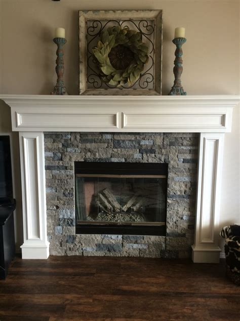 Fireplace Ideas by Airstone Fireplace Creek Color Ideas For The