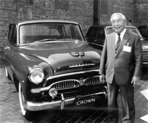 Eiji Toyoda, el japonés que hizo de Toyota un gigante ...