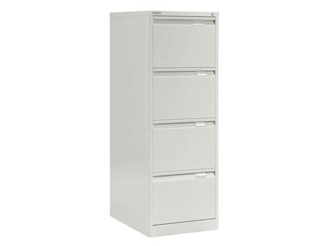 bisley bs4e filing cabinet 4 drawer radius office