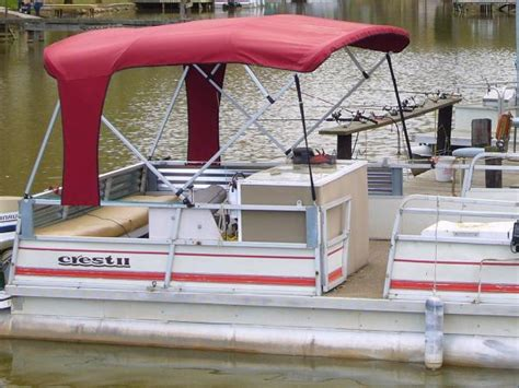 Pontoon Boats Bimini Tops by Bimini Tops Pontoon Boat Photo Album