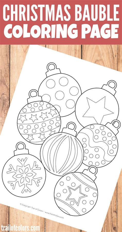 christmas tree coloring page ideas  pinterest