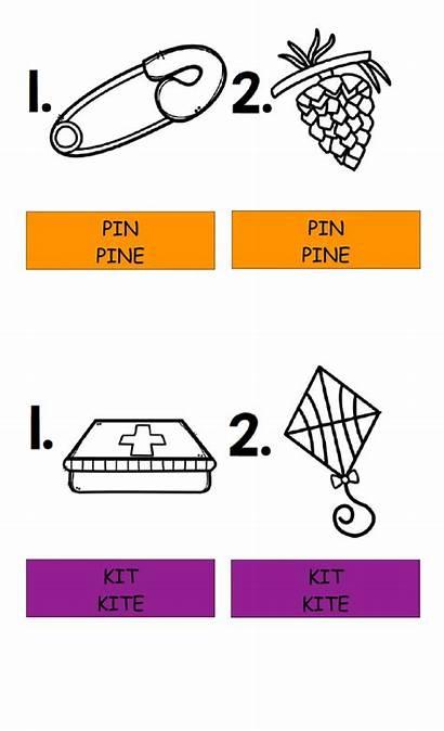 Cvce Cvc Worksheet Worksheets Phonics