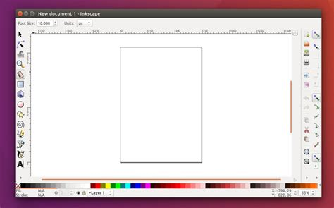open source vector drawing software inkscape  released