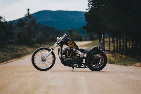 Brad's 1975 Harley-davidson Xlh1000 Sportster