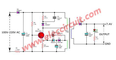 Make Cheap Battery Charger Circuit From Mobile