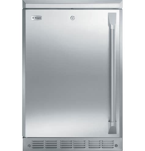 zdodplss ge monogram outdoorindoor refrigerator