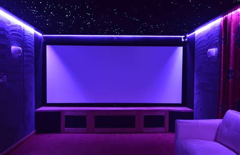 Led Lights Around Room by Mood Lighting Systems Hifi Cinema Berkshire Uk