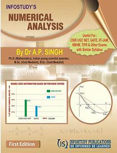 NUMERICAL ANALYSIS | Infostudy Publications