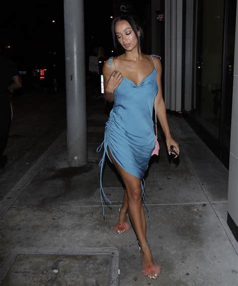 draya michele gave  effortless slay   fashion nova