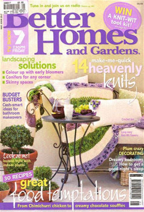 better homes and garden free 1 year subscription the